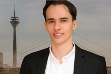 Alexander Waßmiller –Deal Assistant ACTIVE M&A Experts, Düsseldorf