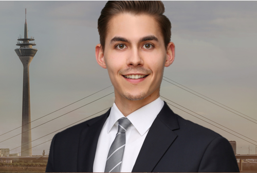 Tobias Nothhelfer –Deal Assistant ACTIVE M&A Experts, Düsseldorf