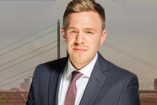 Lucas Vogler – Manager M&A ACTIVE M&A Experts, Düsseldorf